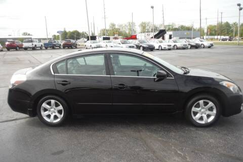 2009 Nissan Altima for sale at Bryan Auto Depot in Bryan OH