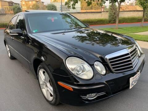 2008 Mercedes-Benz E-Class for sale at Select Auto Wholesales in Glendora CA