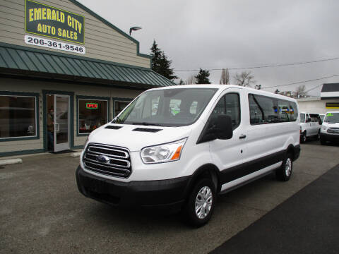 2019 Ford Transit Passenger for sale at Emerald City Auto Inc in Seattle WA