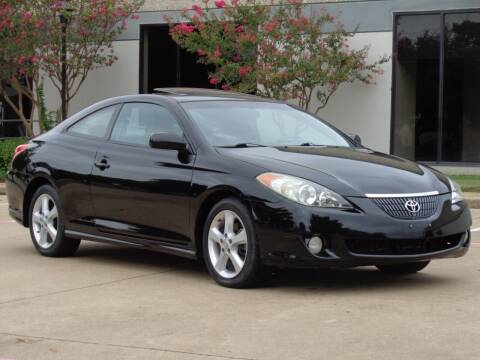 2006 Toyota Camry Solara for sale at Auto Starlight in Dallas TX