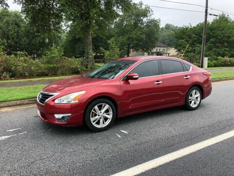 2013 Nissan Altima for sale at Judex Motors in Loganville GA