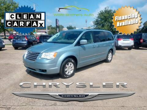2009 Chrysler Town and Country for sale at Wolfe Brothers Auto in Marietta OH
