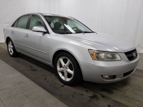 2006 Hyundai Sonata for sale at HW Used Car Sales LTD in Chicago IL