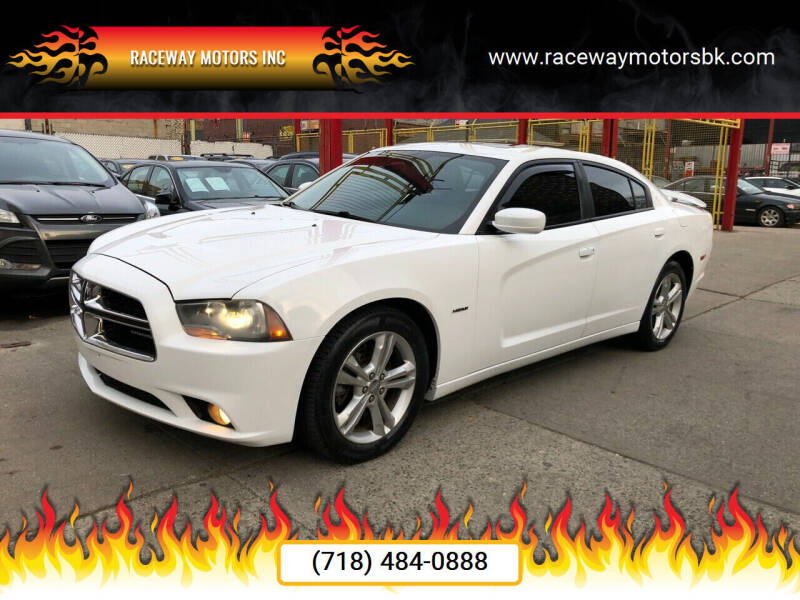 2011 Dodge Charger for sale at Raceway Motors Inc in Brooklyn NY