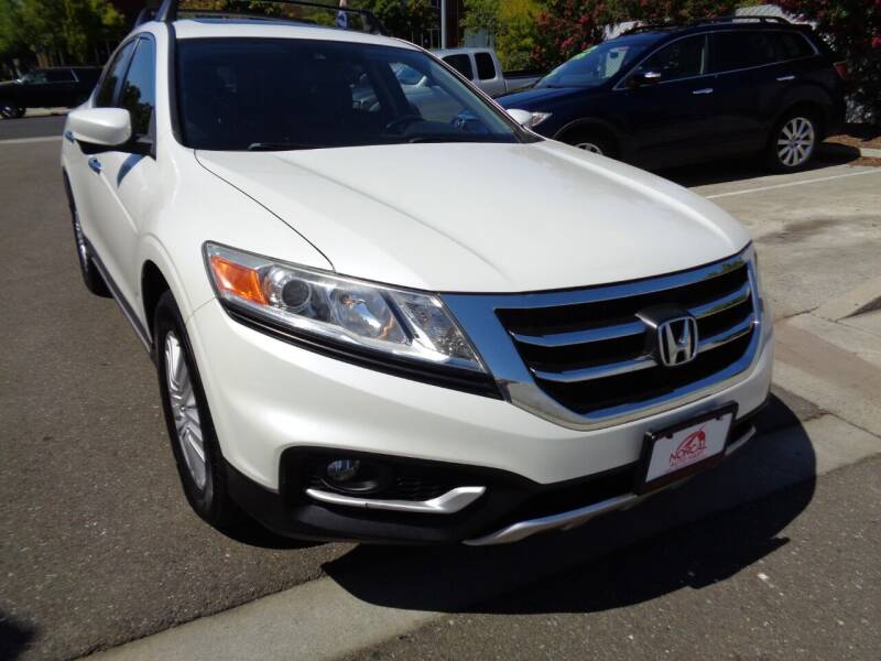 2013 Honda Crosstour for sale at NorCal Auto Mart in Vacaville CA