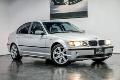 2003 BMW 3 Series for sale at Iconic Coach in San Diego CA