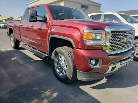2015 GMC Sierra 3500HD for sale at Auto Image Auto Sales Chubbuck in Chubbuck ID
