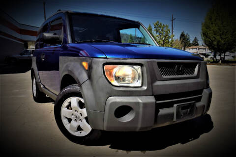 2004 Honda Element for sale at A1 Group Inc in Portland OR