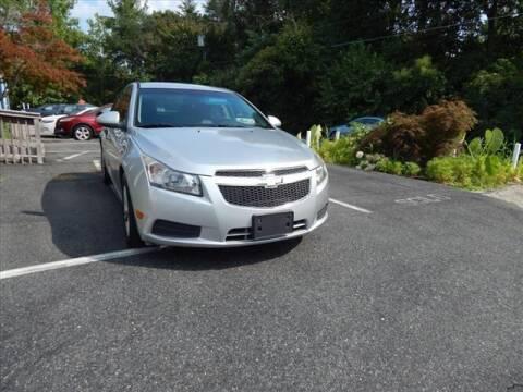 2012 Chevrolet Cruze for sale at Elite Motors INC in Joppa MD