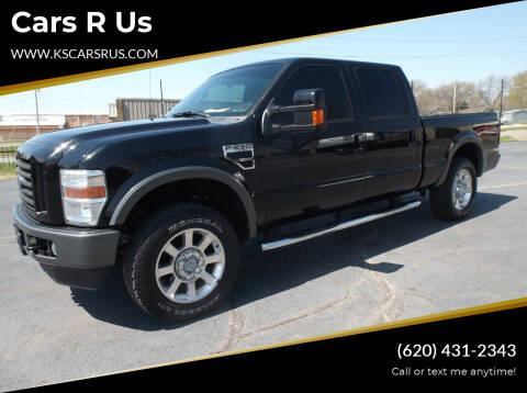 2008 Ford F-250 Super Duty for sale at Cars R Us in Chanute KS