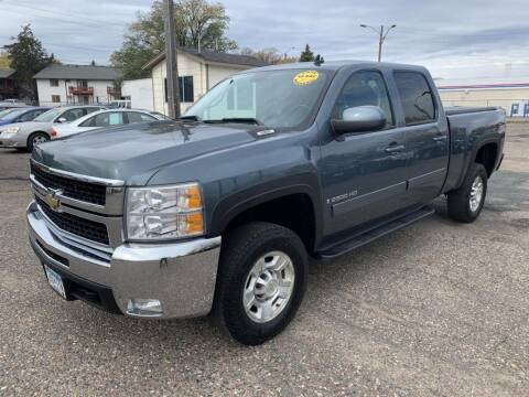 2007 Chevrolet Silverado 2500HD for sale at CHRISTIAN AUTO SALES in Anoka MN