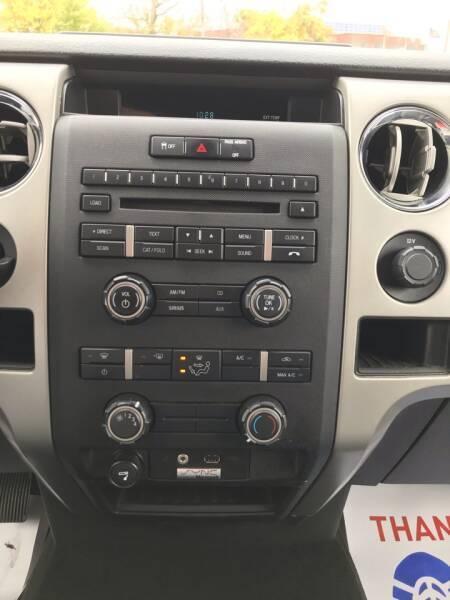 2012 Ford F-150 4x2 XLT 4dr SuperCrew Styleside 5.5 ft. SB - Dorchester MA