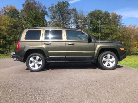 2016 Jeep Patriot for sale at BARD'S AUTO SALES in Needmore PA