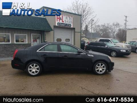 2009 Cadillac CTS for sale at H & L AUTO SALES LLC in Wyoming MI