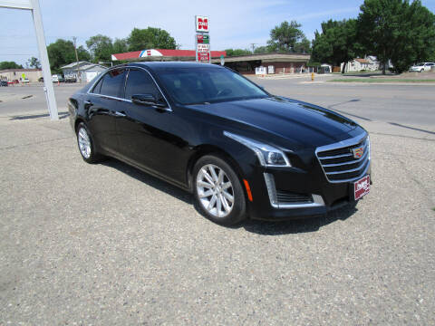 2015 Cadillac CTS for sale at Padgett Auto Sales in Aberdeen SD