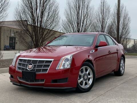 2009 Cadillac CTS for sale at Car Expo US, Inc in Philadelphia PA