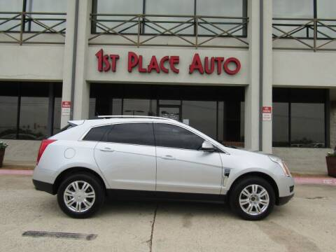 2011 Cadillac SRX for sale at First Place Auto Ctr Inc in Watauga TX