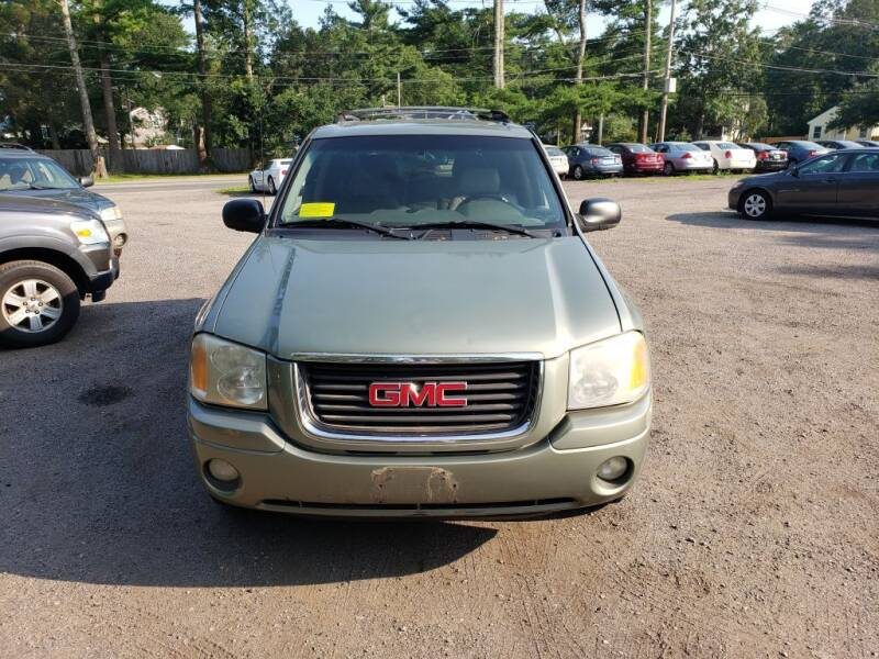 2003 GMC Envoy for sale at 1st Priority Autos in Middleborough MA