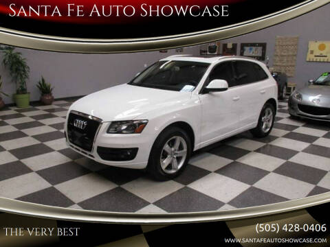 2010 Audi Q5 for sale at Santa Fe Auto Showcase in Santa Fe NM