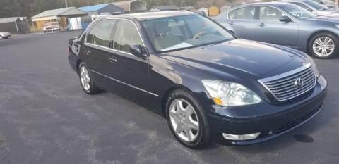 2004 Lexus LS 430 for sale at Elite Auto Brokers in Lenoir NC