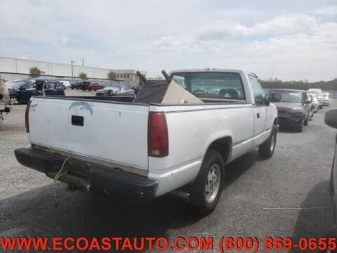 1992 Chevrolet C/K 1500 Series for sale at East Coast Auto Source Inc. in Bedford VA