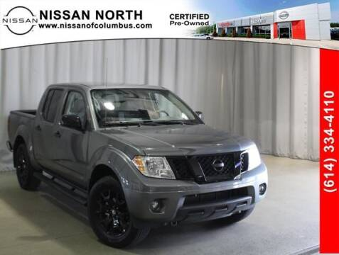 2020 Nissan Frontier for sale at Auto Center of Columbus in Columbus OH