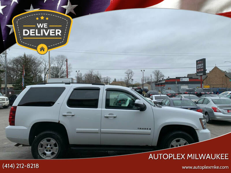 2008 Chevrolet Tahoe for sale at Autoplex Milwaukee in Milwaukee WI
