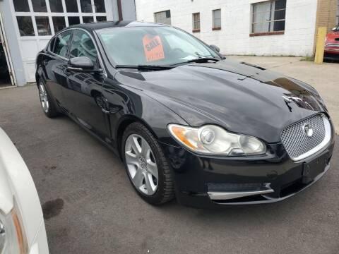 2011 Jaguar XF for sale at PARK AUTO SALES in Roselle NJ