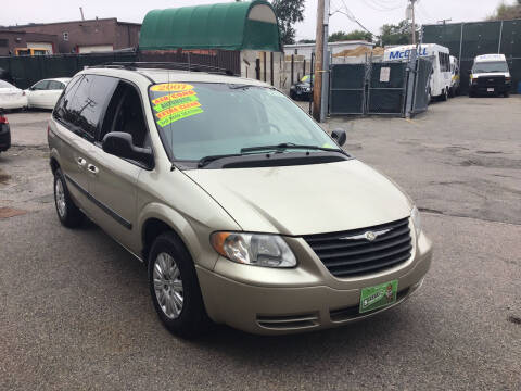 2007 Chrysler Town and Country for sale at Adams Street Motor Company LLC in Boston MA