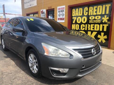 2014 Nissan Altima for sale at Sunday Car Company LLC in Phoenix AZ