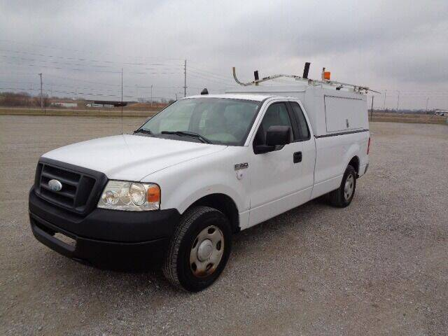 2008 Ford F-150 for sale at SLD Enterprises LLC in Sauget IL