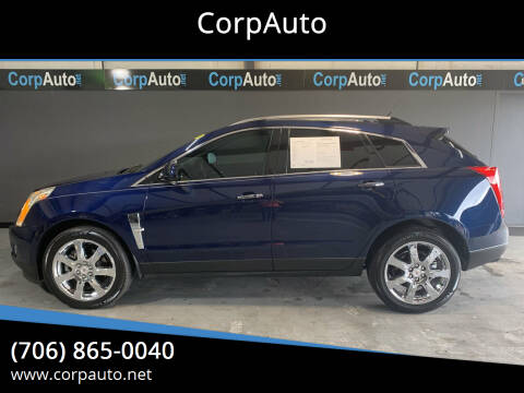 2010 Cadillac SRX for sale at CorpAuto in Cleveland GA
