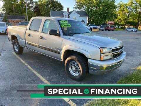 2007 Chevrolet Silverado 1500HD Classic for sale at LA Auto & RV Sales and Service in Lapeer MI