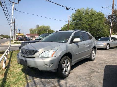 2007 Lexus RX 350 for sale at CARS FROM US LLC in San Antonio TX