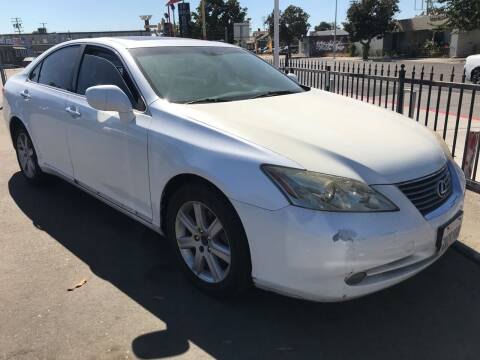 2007 Lexus ES 350 for sale at BMT Auto Sales in Fresno nul
