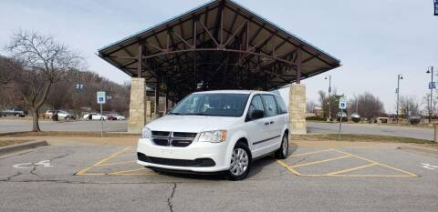 2015 Dodge Grand Caravan for sale at D&C Motor Company LLC in Merriam KS