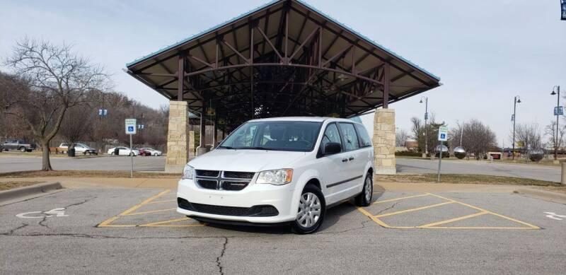 2015 Dodge Grand Caravan for sale at D&C Motor Company LLC in Merriam KS