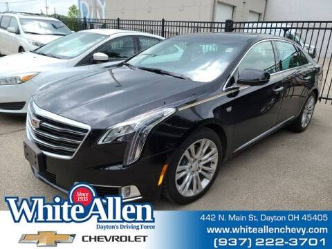2018 Cadillac XTS for sale at WHITE-ALLEN CHEVROLET in Dayton OH