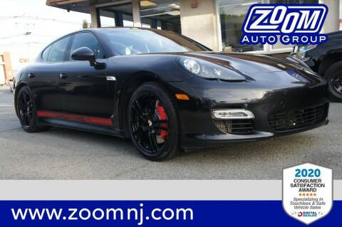 2011 Porsche Panamera for sale at Zoom Auto Group in Parsippany NJ