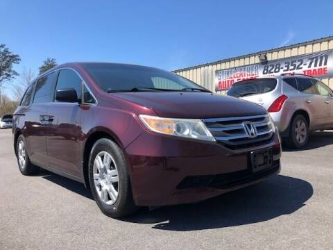 2011 Honda Odyssey for sale at Stikeleather Auto Sales in Taylorsville NC