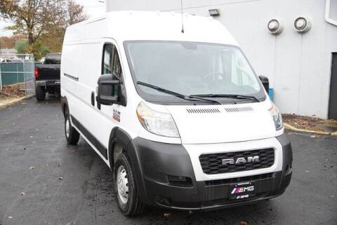 2019 RAM ProMaster Cargo for sale at EMG AUTO SALES in Avenel NJ