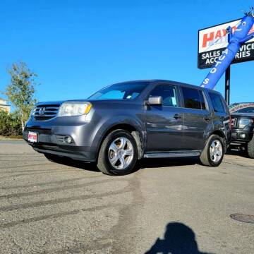 2012 Honda Pilot for sale at Hayden Cars in Coeur D Alene ID