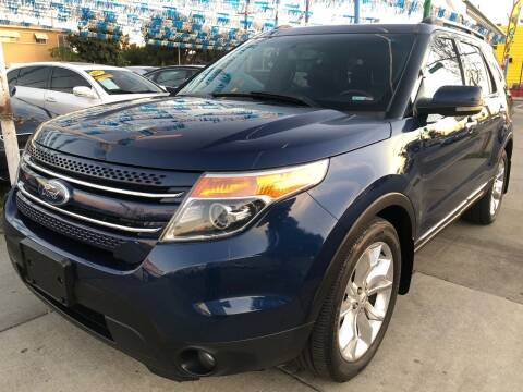 2012 Ford Explorer for sale at Plaza Auto Sales in Los Angeles CA