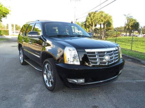 2008 Cadillac Escalade for sale at United Auto Center in Davie FL