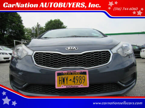 2014 Kia Forte for sale at CarNation AUTOBUYERS Inc. in Rockville Centre NY