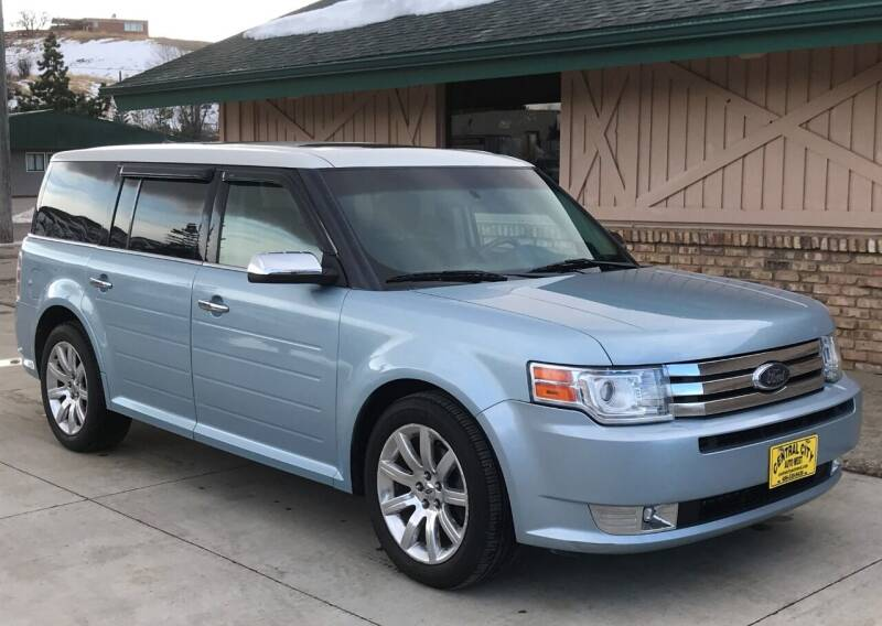 2009 Ford Flex for sale at Central City Auto West in Lewistown MT