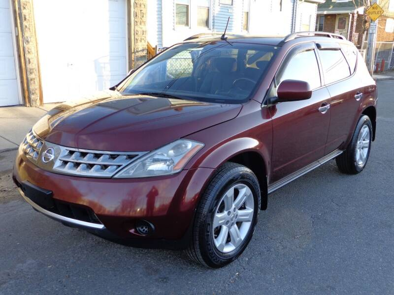 2007 Nissan Murano for sale at Broadway Auto Sales in Somerville MA