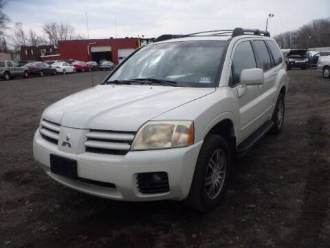 2005 Mitsubishi Endeavor for sale at GLOBAL MOTOR GROUP in Newark NJ