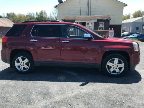 2012 GMC Terrain for sale at PENWAY AUTOMOTIVE in Chambersburg PA