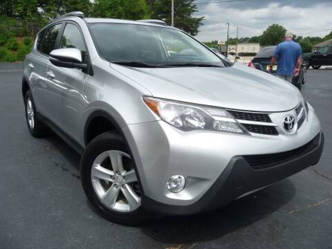 2014 Toyota RAV4 for sale at Wade Hampton Auto Mart in Greer SC